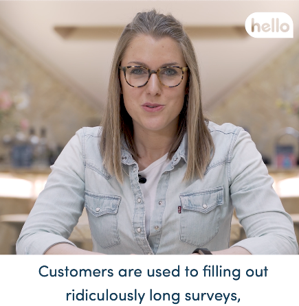 Hello customer tips & tricks with Kaat