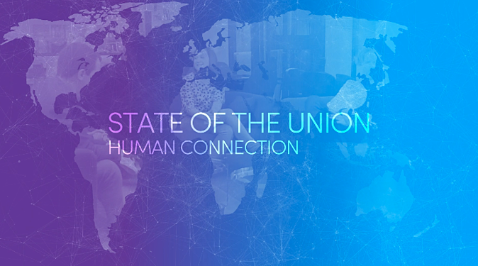 hello customer state of the union human connection
