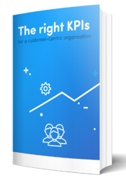 hello customer the right KPIs for customer centricity ebook