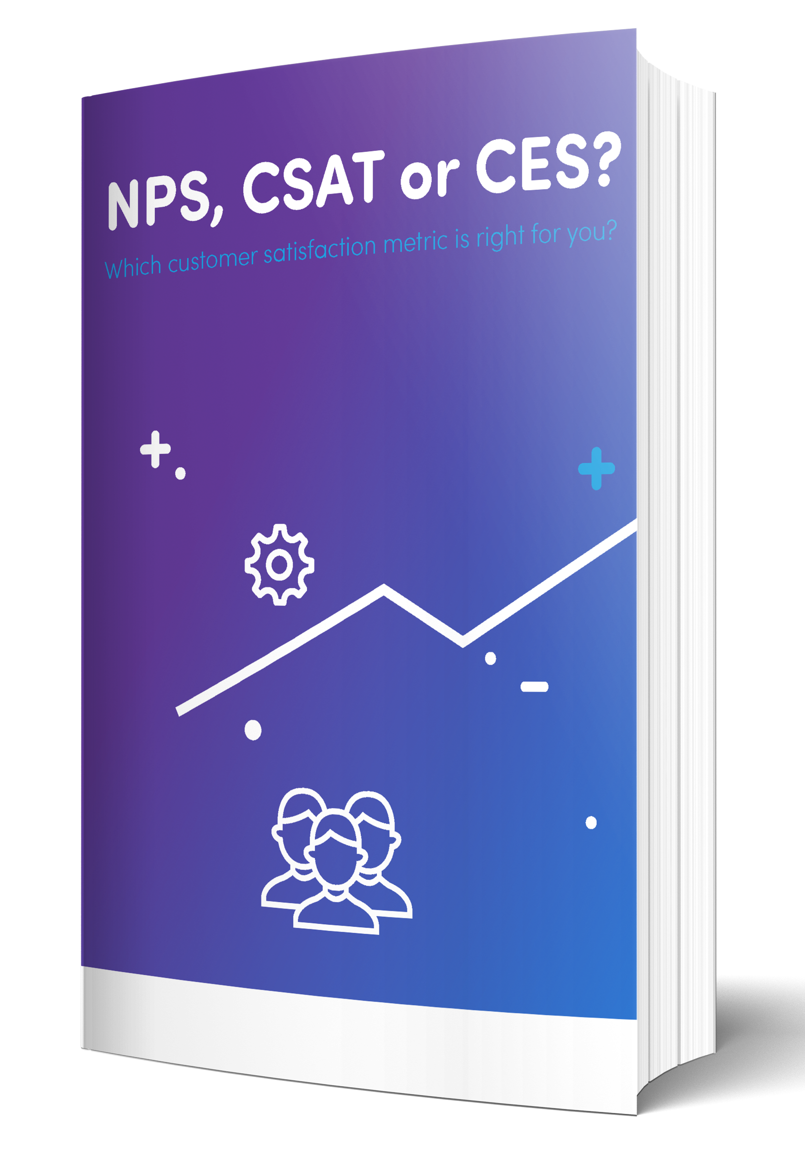 nps csat ces hello customer ebook