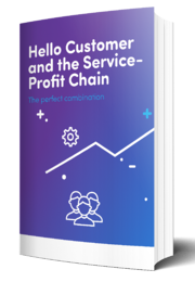 hello customer and the service profit chain ebook