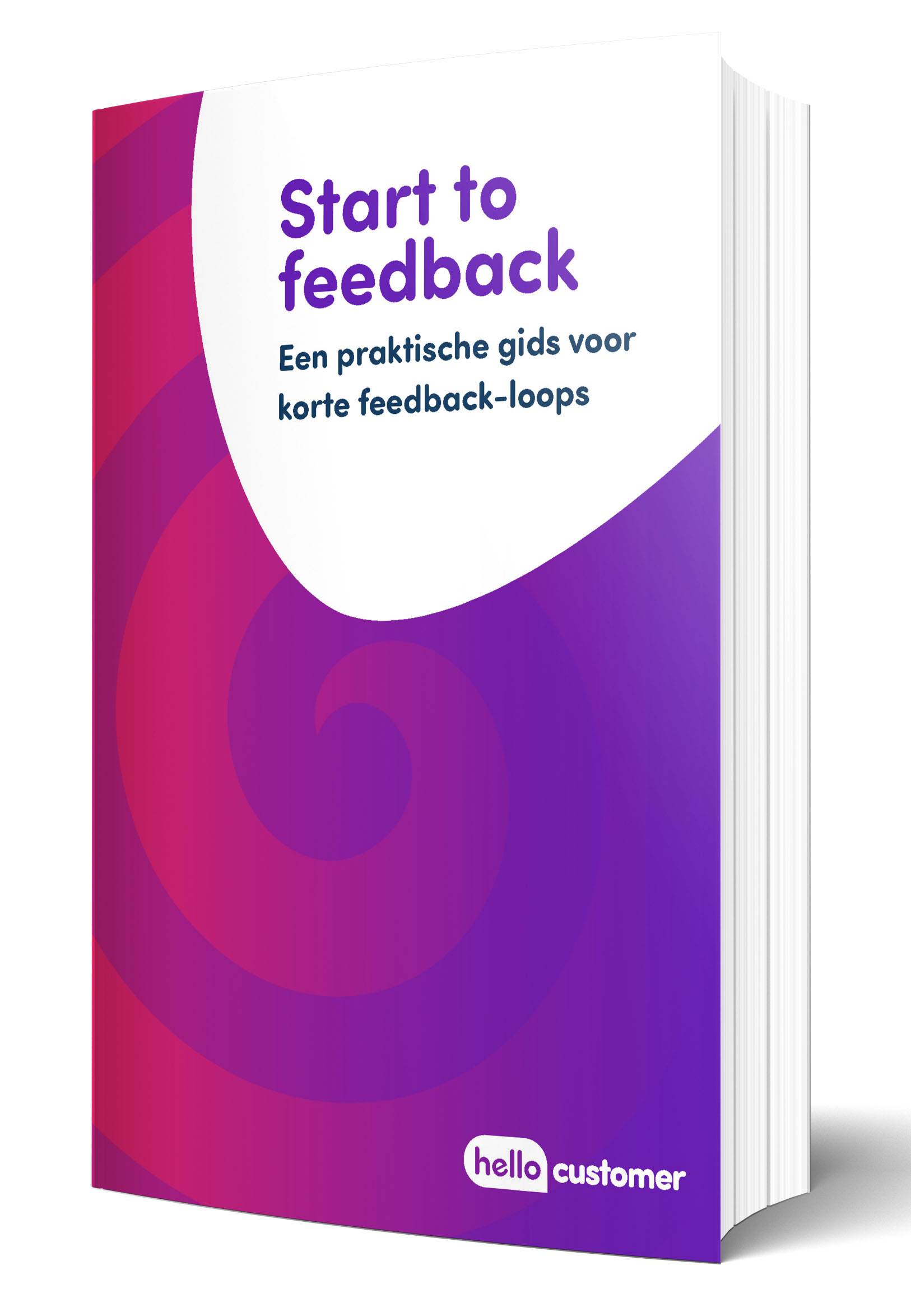 start to feedback ebook