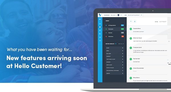 More engagement features coming!