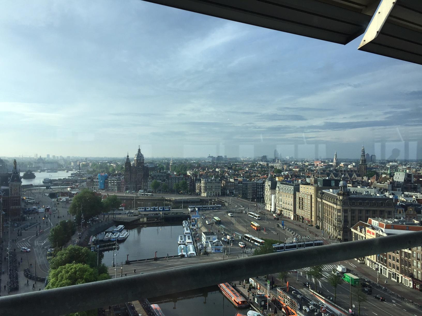 Die Zukunft des Einzelhandels: Vormittagssitzung in Amsterdam