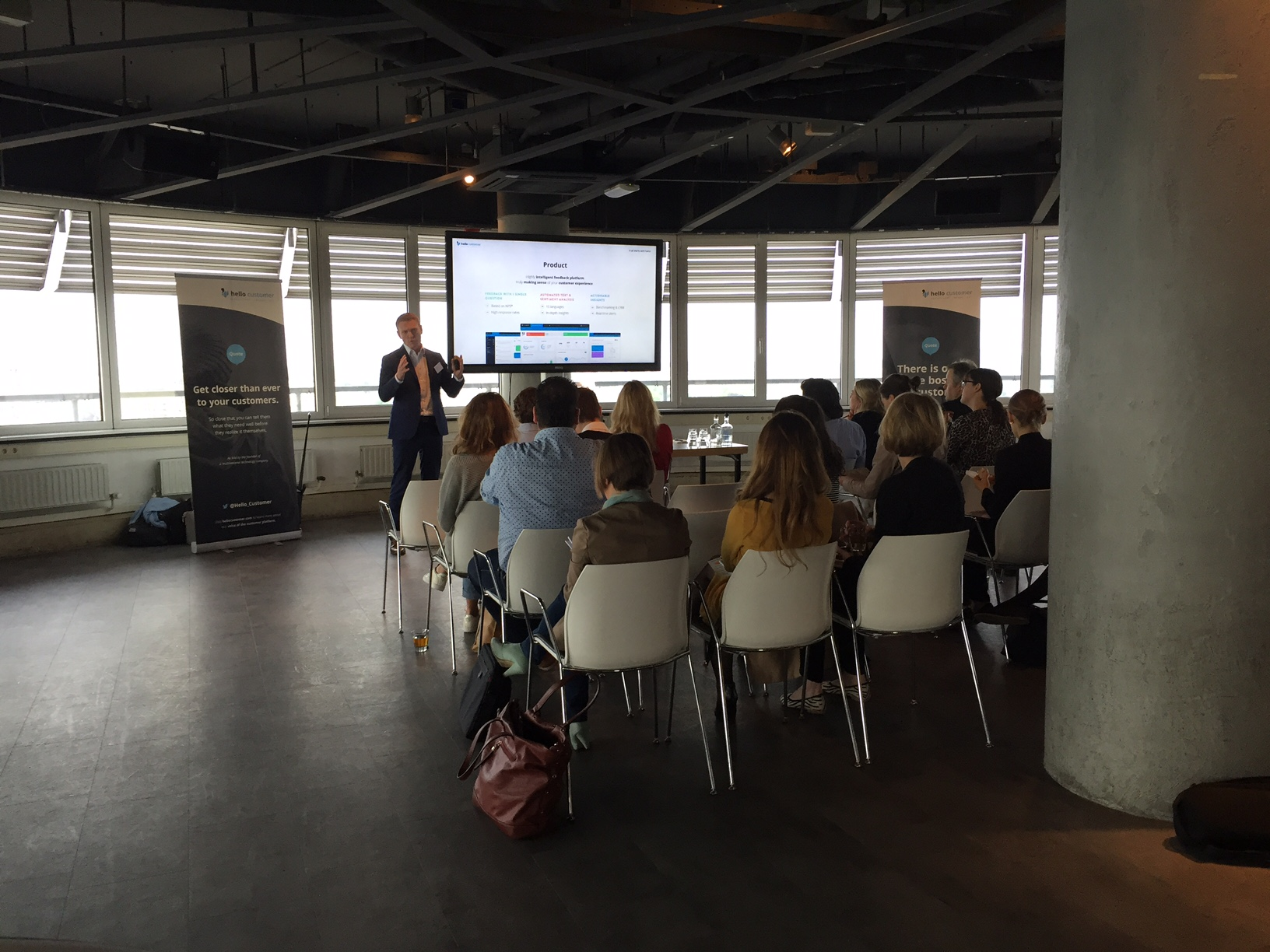 The future of retail. A Recap from our Breakfast Session in Amsterdam