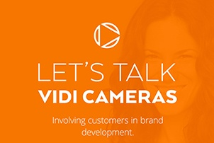 Stop the falsified sense of customer love - ViDi Cameras