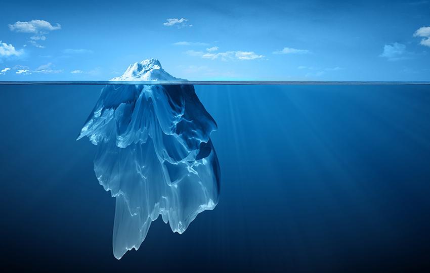 Feedback Iceberg Ahead!